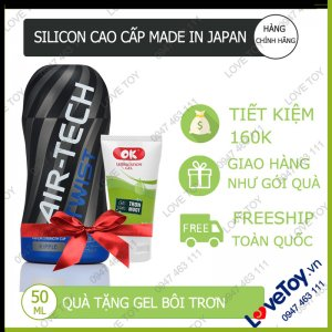 Tenga Air- Tech Twist Nhật Bản - Cốc Thủ Dâm Cao Cấp