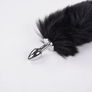 Phích Cắm Hậu Môn Đuôi Cáo Nhiều Màu - Fox Tail Butt Plug